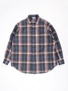 <img class='new_mark_img1' src='https://img.shop-pro.jp/img/new/icons41.gif' style='border:none;display:inline;margin:0px;padding:0px;width:auto;' />WELLDER Standard Shirt(Green×Red Check)【ウィメンズ】
