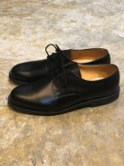 DEADSTOCK FRENCH ARMY OFFICER SHOES(ブラック)