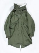 DEADSTOCK 70〜80's US ARMY M65 FISH TAIL PARKA(オリーブ)