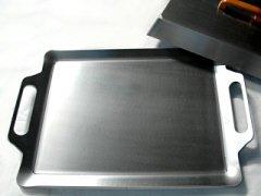 SnowPeak焚火台L-鉄板-9.0mm厚