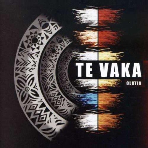 【CD】 Olatia / Te Vaka (オラティア/テ・ヴァカ) 【メール便可】