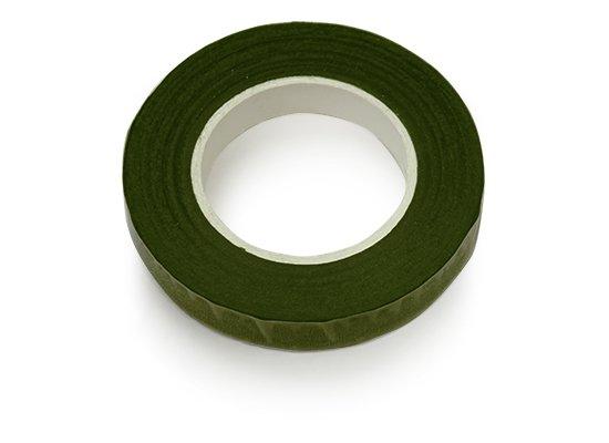 フローラテープ ディープグリーン フラワーアレンジメント クラフト資材 フローラルテープ crft-floratape-deepgreen 【メール便可】