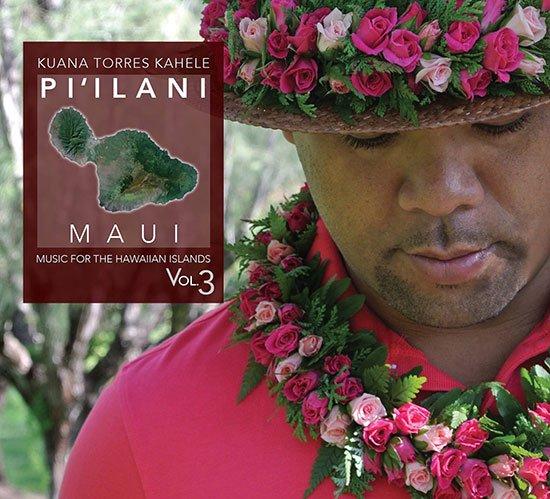 【CD】 Piilani Maui / Kuana Torres Kahele (ピイラニ・マウイ/クアナ・トレス・カヘレ) 【メール便可】 cdvd-cd