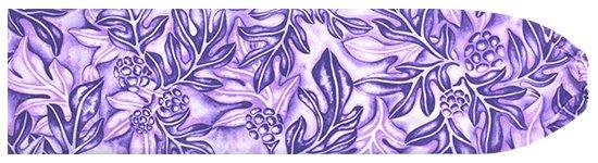 紫のパウスカートケース ウル総柄 pcase-2635PPPP 【メール便可】★オーダーメイド