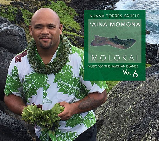 【CD】 'Aina Momona Molokai / Kuana Torres Kahele (アーイナ・モモナ / クアナ・トレス・カヘレ) 【メール便可】