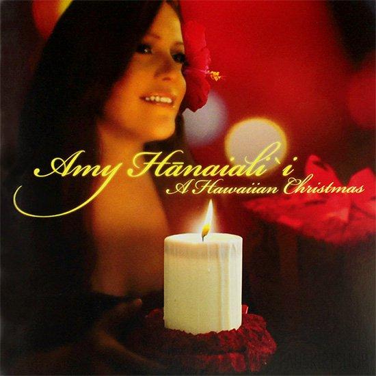 【CD】 A Hawaiian Christmas / Amy Hanaiali'i (ハワイアン・クリスマス / エイミー・ハナイアリイ) 【メール便可】 cdvd-cd