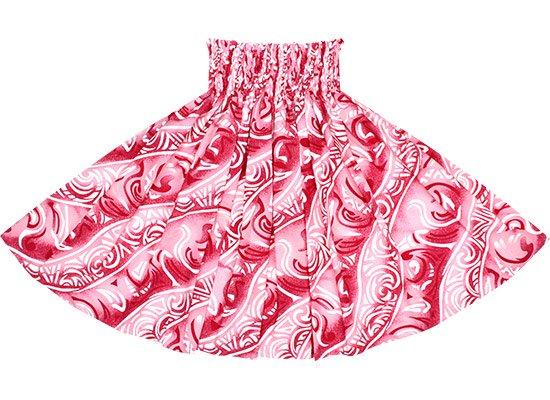 ピンクのパウスカート トライバル柄 spau-rm-2656PiPi-75cm-4line 【既製品】