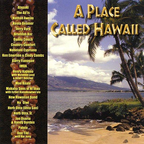 【CD】 A Place Called Hawaii (ア・プレイス・コールド・ハワイ/オムニバス) 【メール便可】