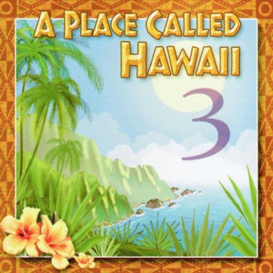 【CD】 A Place Called Hawaii 3 (ア・プレイス・コールド・ハワイ3/オムニバス) 【メール便可】