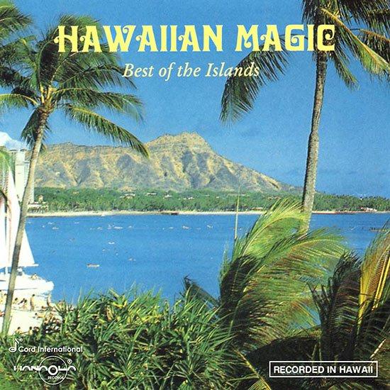 【CD】 Hawaiian Magic / Various Artists (ハワイアン・マジック/オムニバス) 【メール便可】
