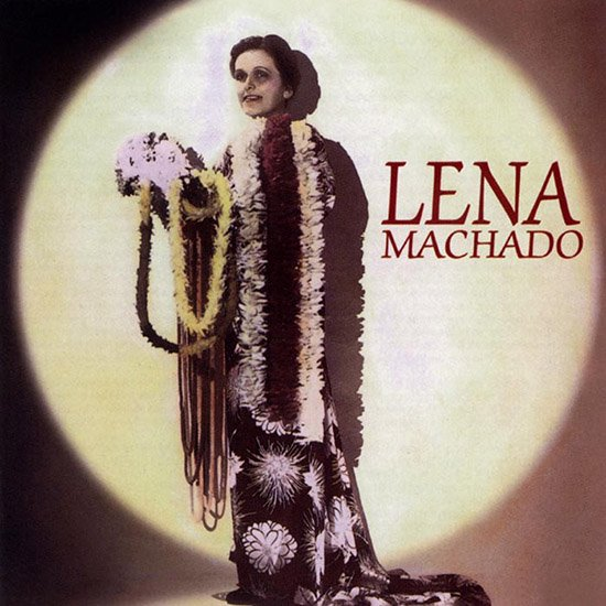 【CD】 Hawaiian Legends, Vol.3 : Hawaiian Song Bird / Lena Machado (ハワイアン・ソング・バード/レナ・マシャード) 【メール便可】