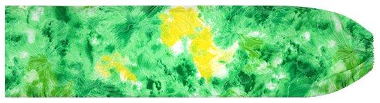 緑のパウスカートケース ハイビスカス柄 pcase-2668GN  【メール便可】 ★既製品