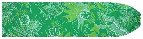 緑のパウスカートケース オーキッド・トライバルリーフ柄 pcase-2693GN  【メール便可】 ★既製品