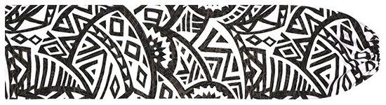クリーム色のパウスカートケース タパ・カヒコ柄 pcase-2695CR 【メール便可】★オーダーメイド
