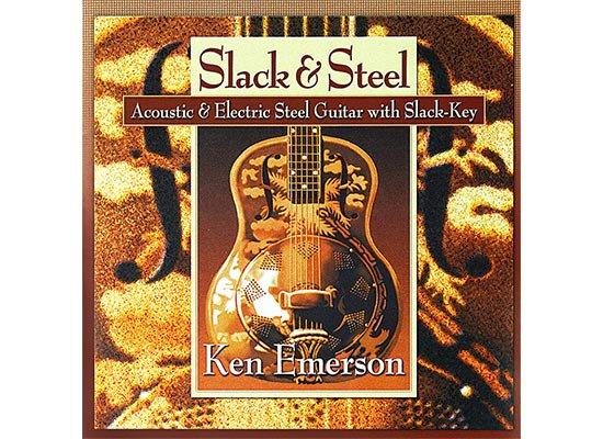 【CD】Slack & Steel / Ken Emerson (スラック・アンド・スチール/ケン・エマーソン) 【メール便可】 cdvd-cd