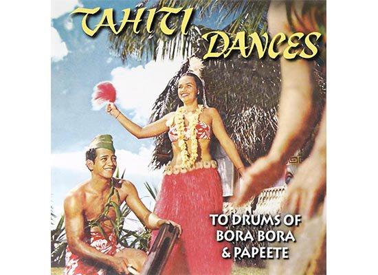 【CD】Tahiti Dances - To Drums of Bora Bora & Papeete (タヒチ・ダンスィズ/オムニバス) 【メール便可】 cdvd-cd