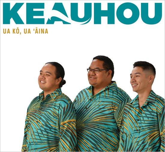 【CD】 UA KO, UA 'AINA / Keauhou (ウア・コー・ウア・アーイナ / ケアウホウ) 【メール便可】 cdvd-cd