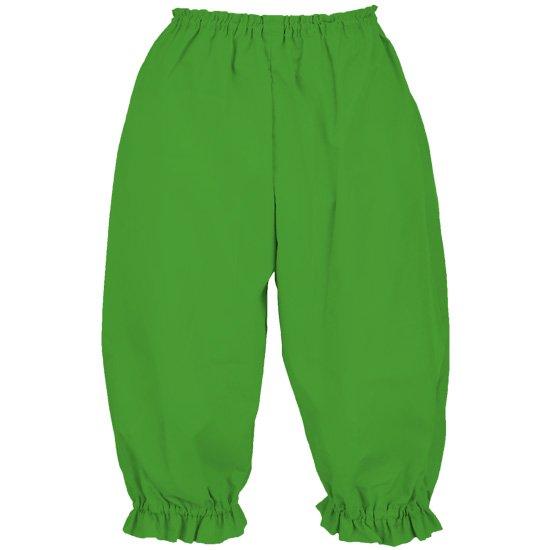 【セール品】マラカイトグリーンのフラパンツ (カヒコパンツ CCパンツ) Lサイズ相当 hlds-khkpnt-malachitegreen 【既製品】【メール便可】