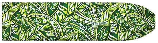 緑のパウスカートケース タパ・トライバル柄 pcase-2702GN  【メール便可】 ★既製品
