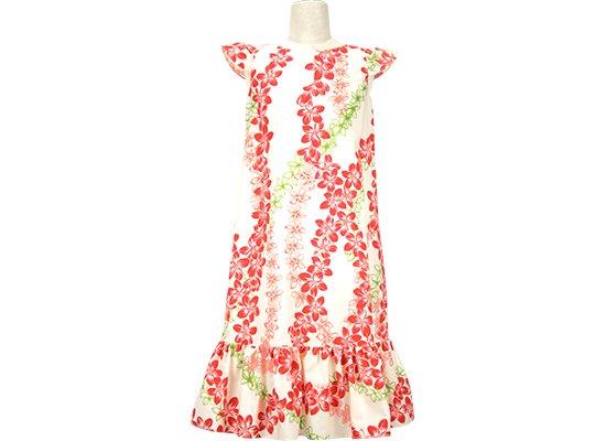 ケイキ(子ども)用 フラドレス keiki-dress-41034ds-2586CRRD-130 【既製品】