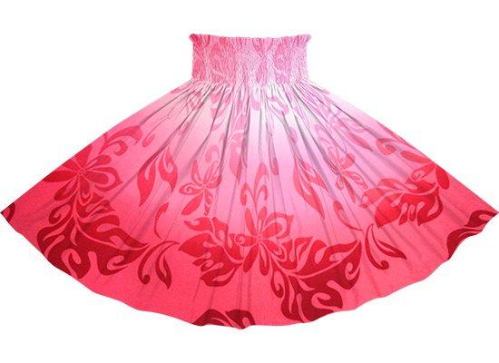 ピンクのパウスカート ティアレ・グラデーション柄 sprm-2728Pi-75cm-4line★既製品