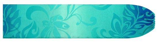 水色のパウスカートケース ティアレ・グラデーション柄 pcase-2728AQ  【メール便可】 ★既製品