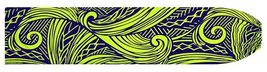 きみどりのパウスカートケース ウエーブ・カヒコ柄 pcase-2747LG 【メール便可】★オーダーメイド