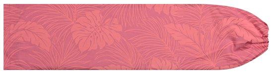 ピンクのパウケース モンステラ柄 pcase-2022PiPi  【メール便可】 ★既製品