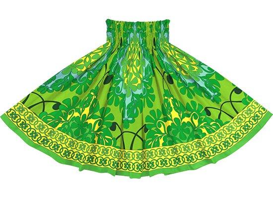 緑のパウスカート キルト柄 spau-2753GN