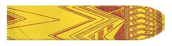 黄色のパウスカートケース カヒコ・ボーダー柄 pcase-2761YW 【メール便可】★オーダーメイド