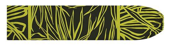 黒のパウスカートケース ハラ柄 pcase-2762BK 【メール便可】★オーダーメイド