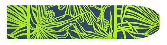 青のパウスカートケース ハラ柄 pcase-2762BL 【メール便可】★オーダーメイド