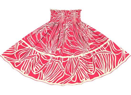 ピンクのパウスカート ハラ柄 sprm-2762Pi 75cm 4本ゴム【既製品】