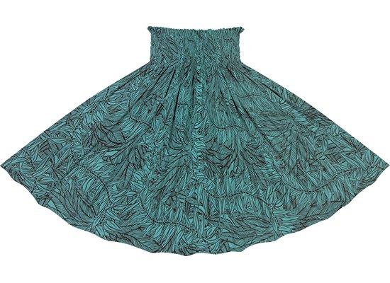 青のパウスカート ティリーフ柄 spau-2764BL