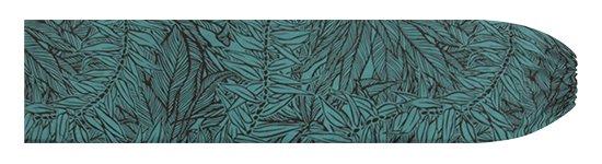 青のパウスカートケース ティリーフ柄 pcase-2764BL【メール便可】★オーダーメイド