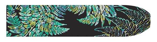 黒のパウスカートケース パラパライ柄 pcase-2768BK【メール便可】★オーダーメイド