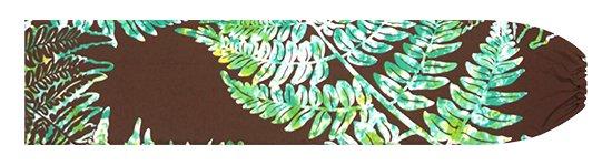 茶色のパウスカートケース パラパライ柄 pcase-2768BR【メール便可】★オーダーメイド