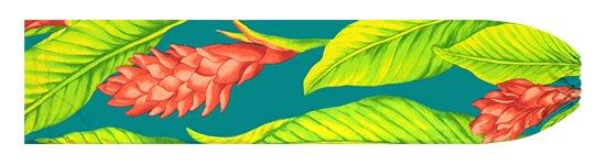 ヒスイ色のパウスカートケース レッドジンジャー大柄 pcase-2771JD 【メール便可】★オーダーメイド