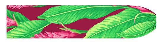紫のパウスカートケース レッドジンジャー大柄 pcase-2771PP 【メール便可】★オーダーメイド