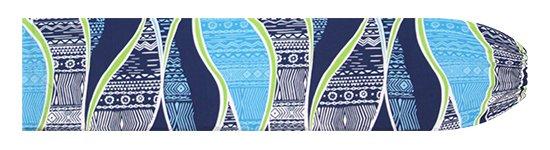 青のパウスカートケース カヒコ柄 pcase-2772BL【メール便可】★オーダーメイド