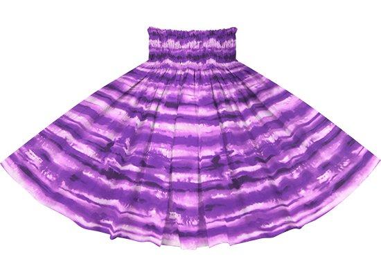 紫のパウスカート イリカイ柄 spau-2774PP