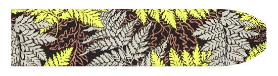 黒のパウスカートケース パラパライ柄 pcase-2775BK【メール便可】★オーダーメイド
