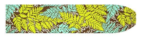 茶色のパウスカートケース パラパライ柄 pcase-2775BR【メール便可】★オーダーメイド