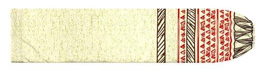 ベージュのパウスカートケース カヒコ・ボーダー柄 pcase-2782BG【メール便可】★オーダーメイド