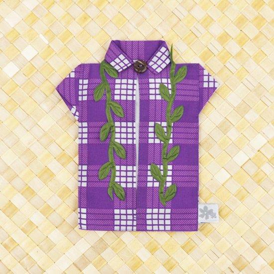 アロハシャツポケットティッシュケース マイレレイ 紫B tsc-aloha-m-PP-B【メール便可】