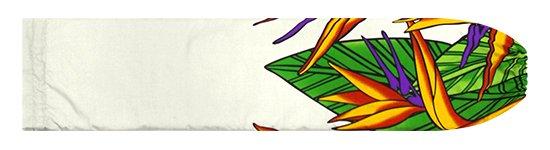 クリーム色のパウスカートケース バードオブパラダイス柄 pcase-2784CR【メール便可】★オーダーメイド
