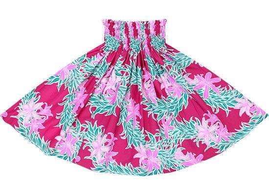 【蔵出し】ピンクのパウスカート スパイダーリリー・リーフレイ柄 spau-re-2587Pi【TS】