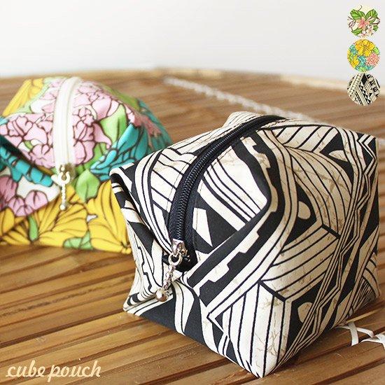 キューブポーチ ミニポーチ pouch-cube 【メール便可】