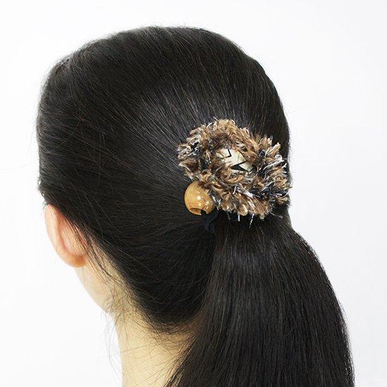 ウリウリみたいなヘアゴム カヒコタイプ hairtie-uliuli2 【メール便可】