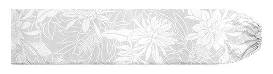白のパウスカートケース ナイトブルーミングセレウス柄 pcase-2785WH-L【メール便可】★既製品 Lサイズ